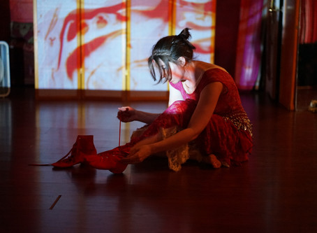 What I Learned from Red Shoes