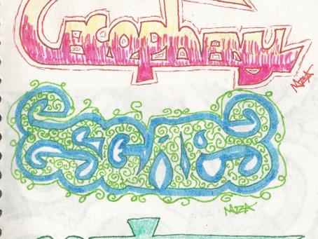 Sketchbook Saturday: Graffiti