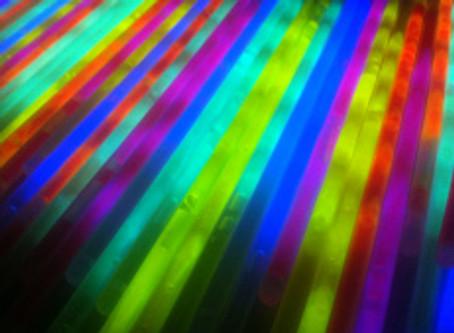Glowstick Art