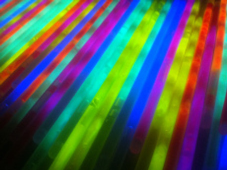 Glowstick Art