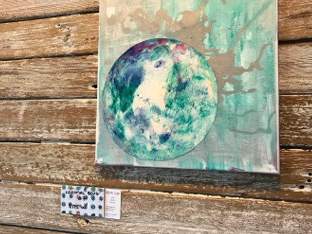 Current Exhibition @ Fresh Thymes