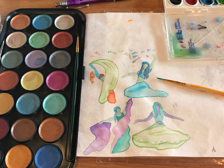 Dance Shrines – Current Inspiration
