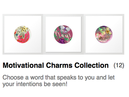 Motivational Charms