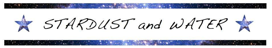 Stardust and Water Postcard