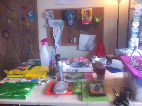 Having a Dedicated Studio Space
