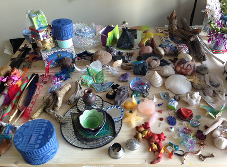 Ritual Object Collection