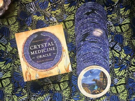 The Crystal Medicine Oracle