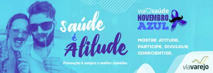 Via Saúde Novembro Azul