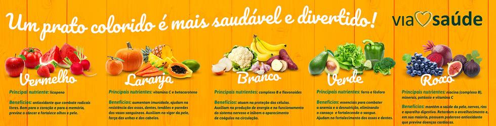 Via Saúde Alimentação