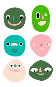 Aloha Faces