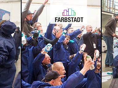 Das innovativste Teamevent ist deutschladweit buchbar.