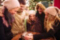 Weihnachtsfeier Idee: Mission Weihnachtsmarkt die perfekte Idee für Weihnachtsfeiern