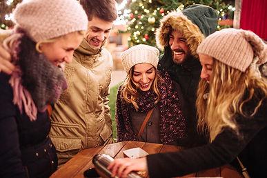 Die Perfekte Weihnachtsfeier.Weihnachtsfeier Cottbus Escape Room Cottbus