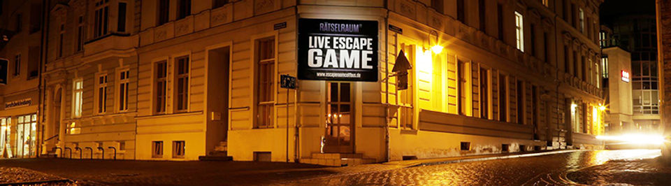 Der Escape Room in Cottbus.