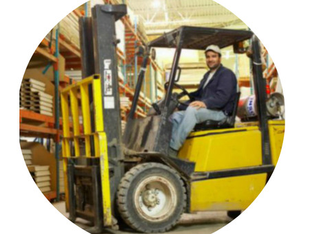 Forklift Jobs for April 13, 2021