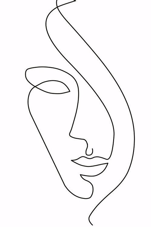 Fine Line - Face