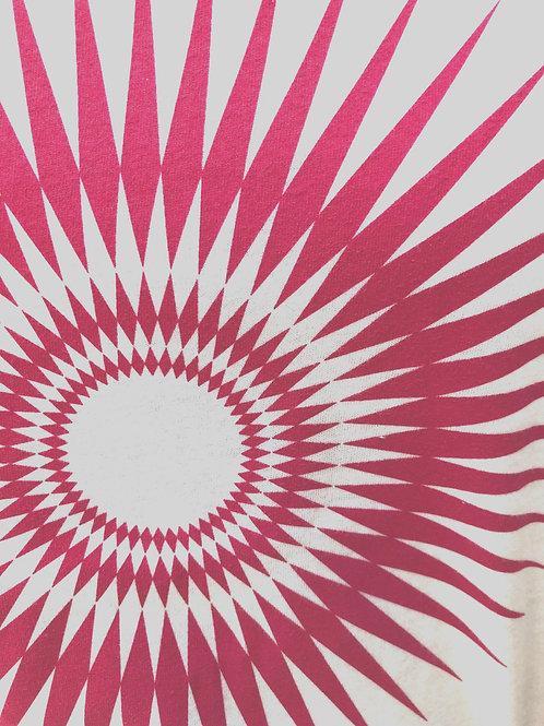 Carnival design in pink