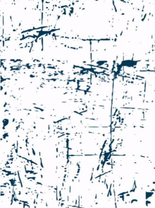 Stardust indigo blue