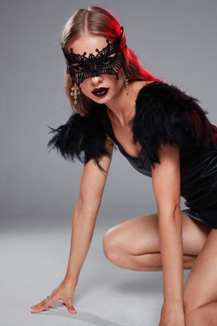 Nasty Gal Halloween Styled by Tatiana Al