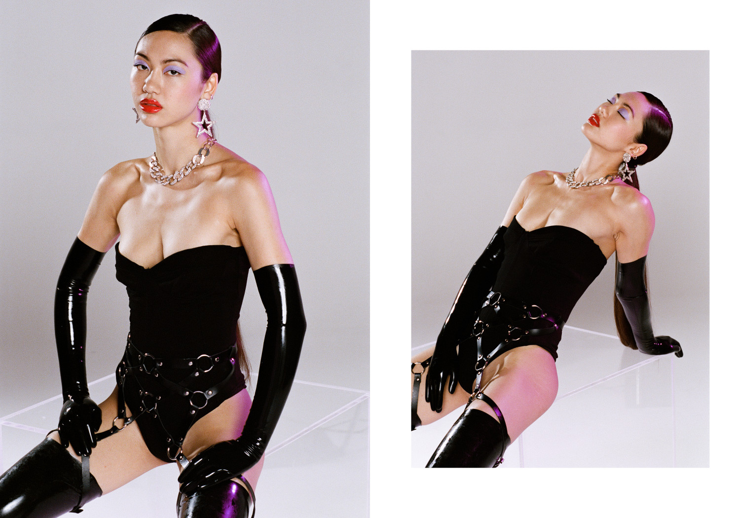 Nasty Gal Halloween Styled by Tatiana Al.j