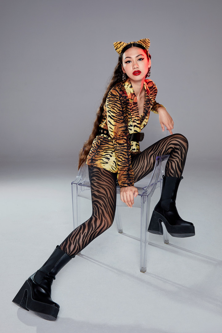 Nasty Gal Halloween Styled by Tatiana Al