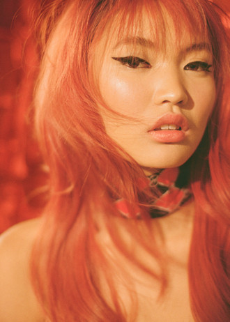 Kat Wu styled by Tatiana Aldana