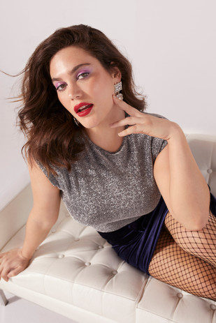 Nasty Gal Holiday Look Book 2020 Styled