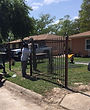 Custom Iron Fencing