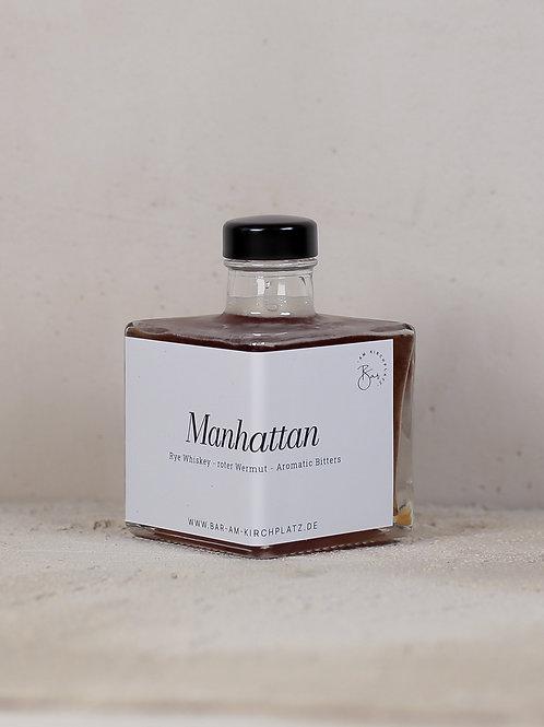 Bottled Cocktail - Manhattan 200ml - Vol. 30% Alc.