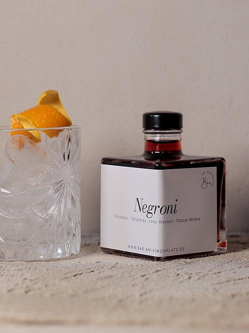Bottled Cocktail - Negroni 200ml - Vol. 22% Alc.