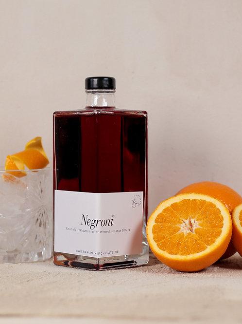 Bottled Cocktail - Negroni 500ml - Vol. 22% Alc.