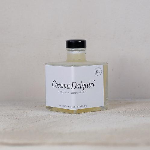 Bottled Cocktail - Coconut Daiquiri 200ml - Vol. 17% Alc.