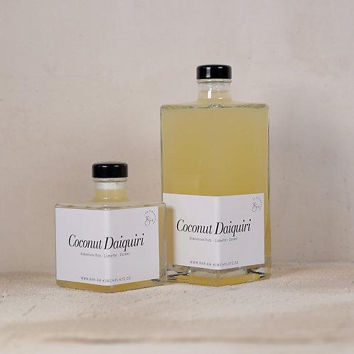 Bottled Cocktail - Coconut Daiquiri 500ml - Vol. 17% Alc.