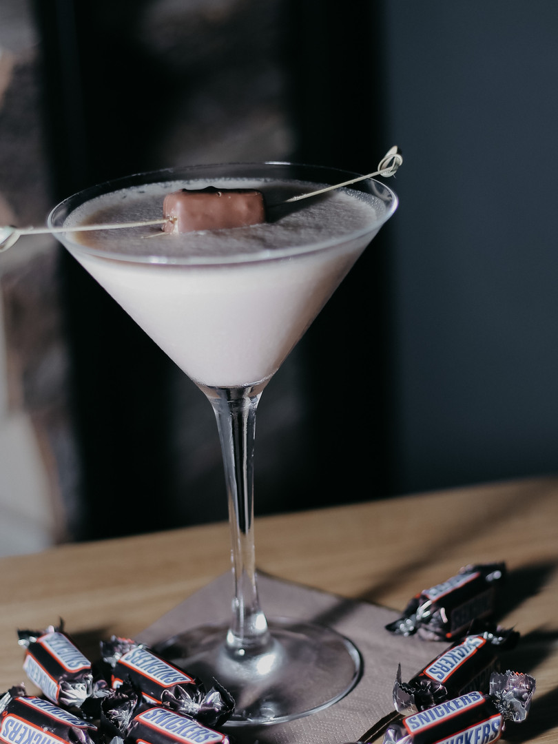 Snickers Martini