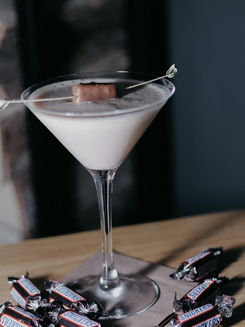 Snickers Martini