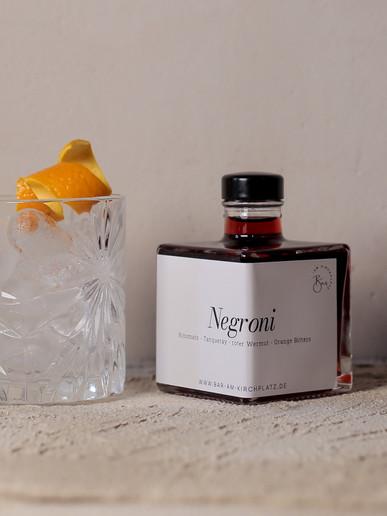 Bottled Cocktail