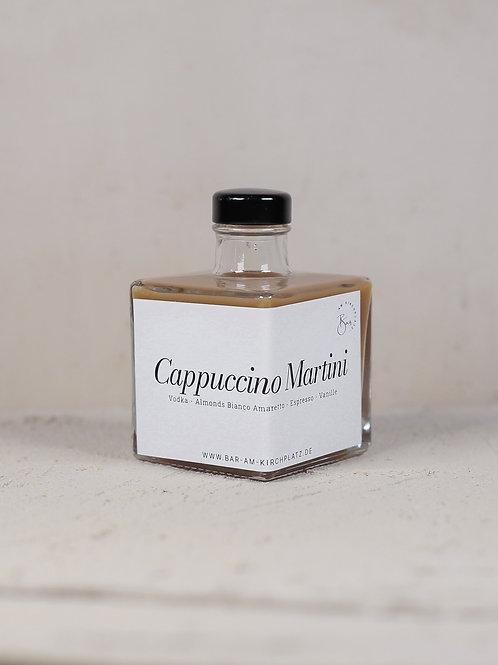 Bottled Cocktail - Cappuccino Martini 200ml - Vol. 24% Alc.