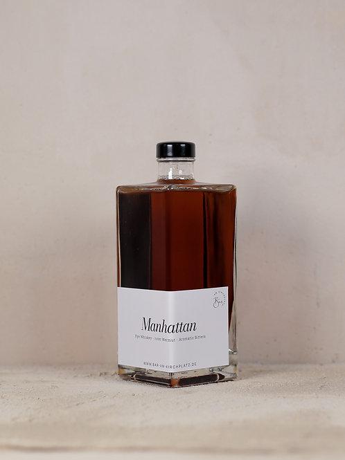 Bottled Cocktail - Manhattan 500ml - Vol. 30% Alc.