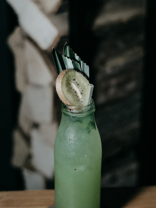Gurken Kiwi Limo
