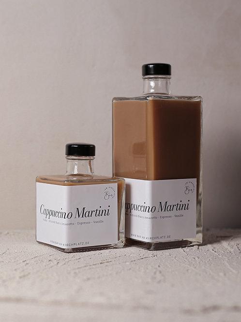 Bottled Cocktail - Cappuccino Martini 500ml - Vol. 24% Alc.