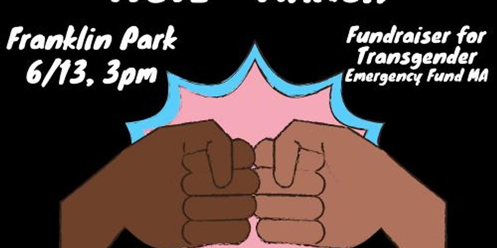 Trans Resistance Vigil & March