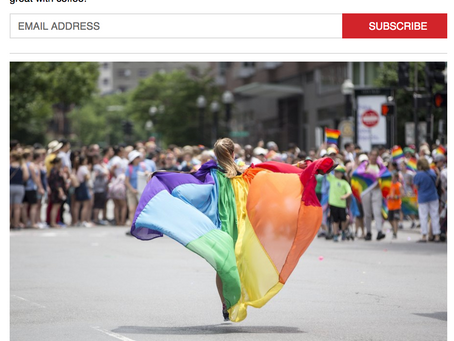 Boston Pride's Response to the Black Lives Matter Protests Is a Shame