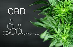 CBN-chemical-formula-Beautiful-backgroun