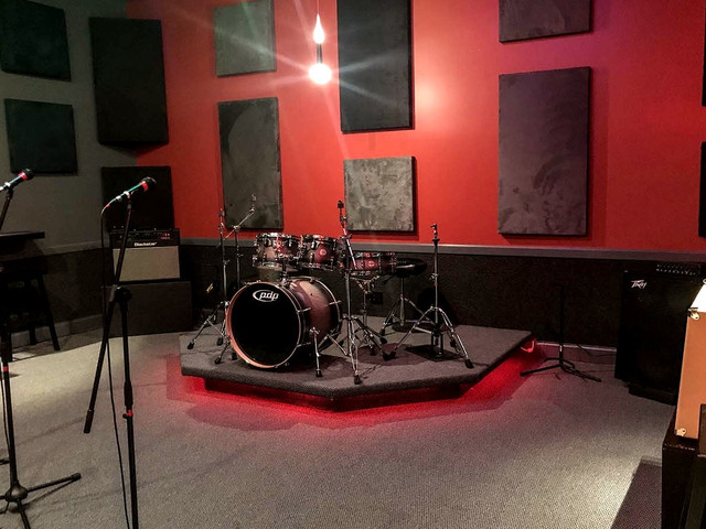 Ridenour Rehearsal Room