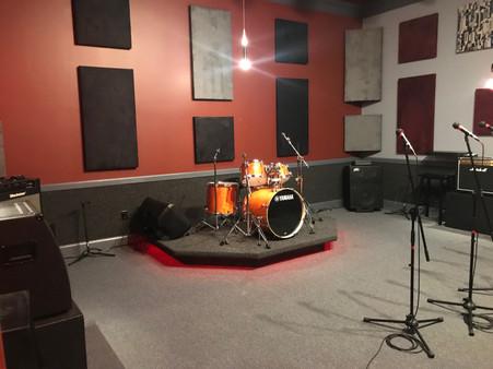 Rehearsal Studio at Ridenour