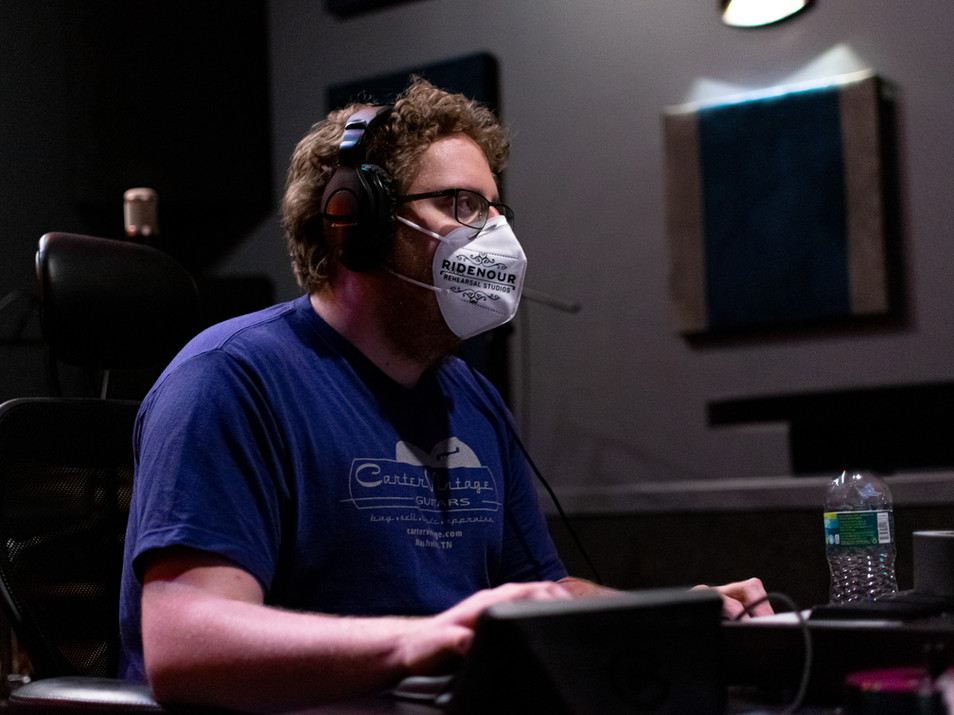 Our Recording Engineers are here for You!