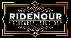 Ridenour Rehearsal Studios Logo
