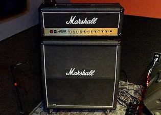 Markee Music Studio C Marshall JCM 2000 Guitar Amp