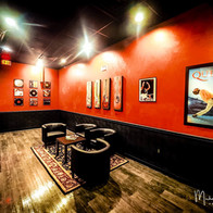 Markee Music Recording Studio Lounge