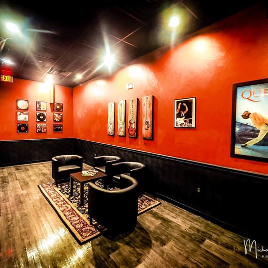 Markee Music Recording Studio Lounge